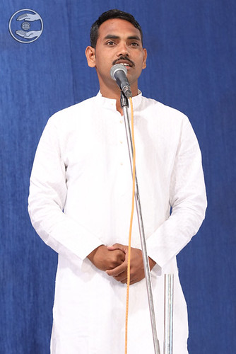 Tejas Ghorpade Ji from Khatan MH, expresses his views