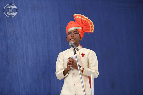 Siddhant Bhondve Ji from Morgaon MH, expresses his views