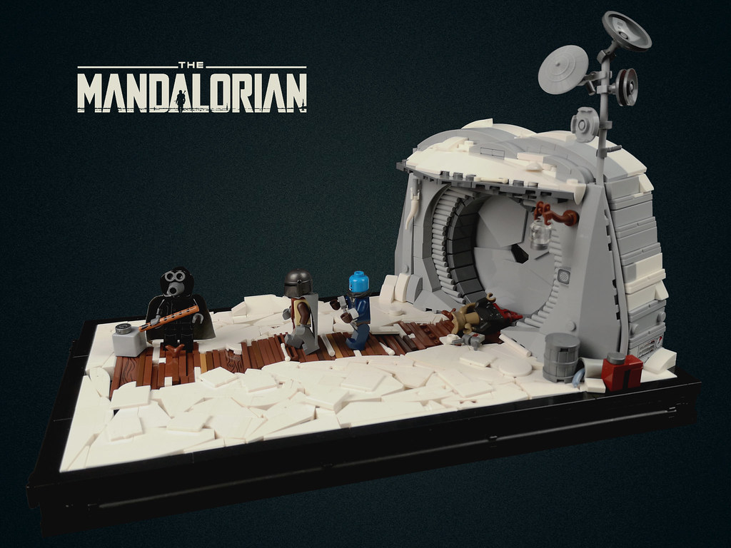Chapter 1: The Mandalorian