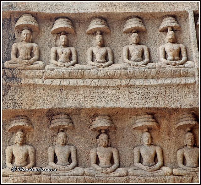 9658 - Kalugumalai Jain Beds - சமணர் படுக்கை