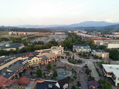 Riding the The Greay Smoky Mountain Wheel