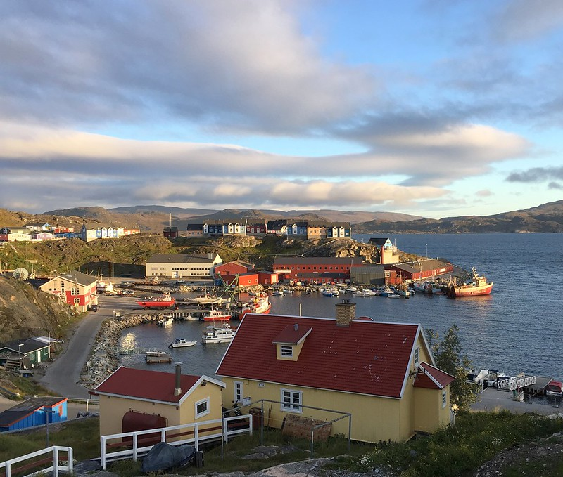 Greenland (Nunataryuk project)