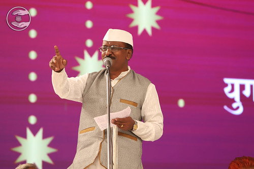 Marathi Kavita presented by Vasudev Borge Ji, Vikroli