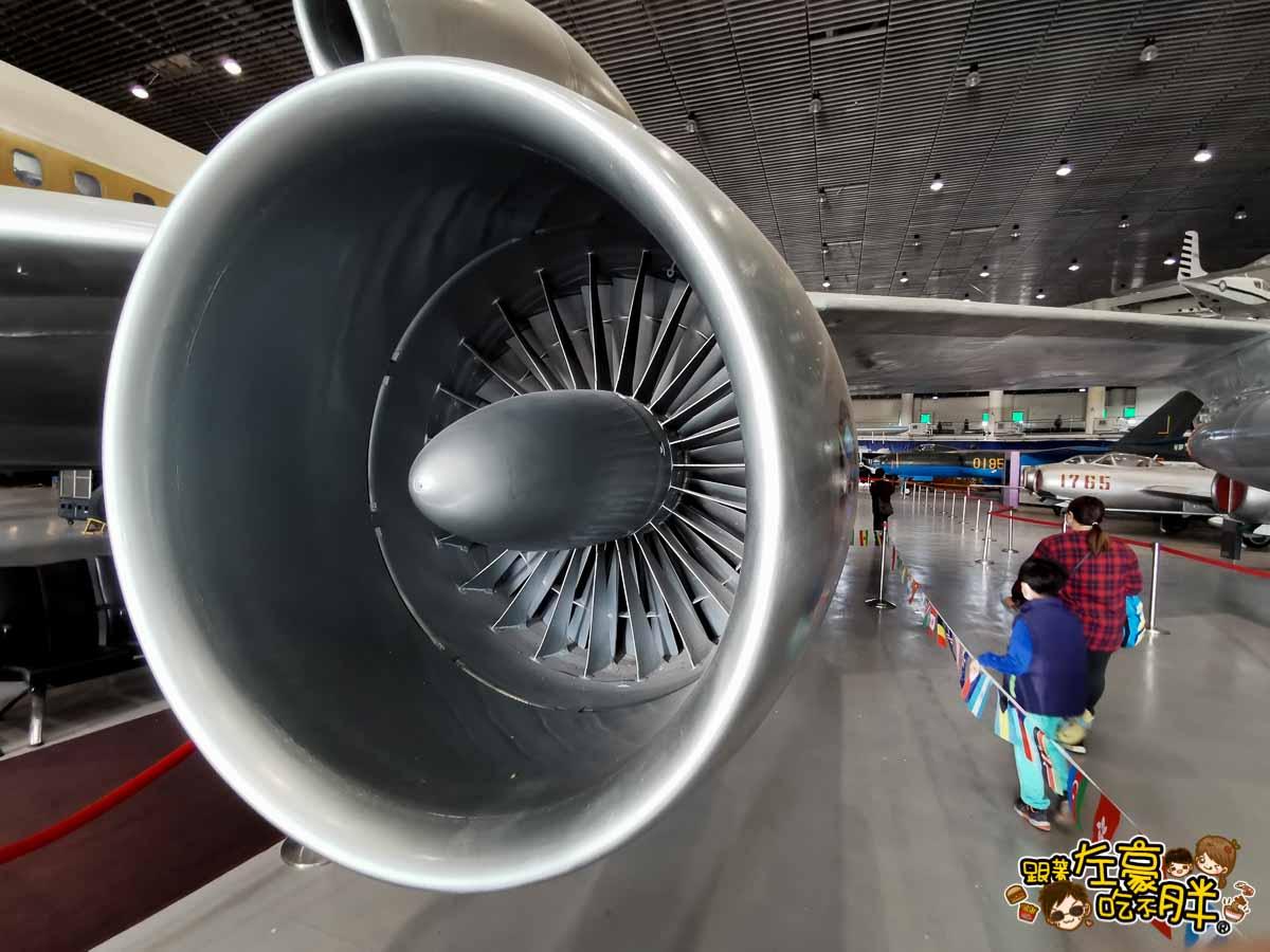 岡山航空教育展示館 高雄旅遊景點-72