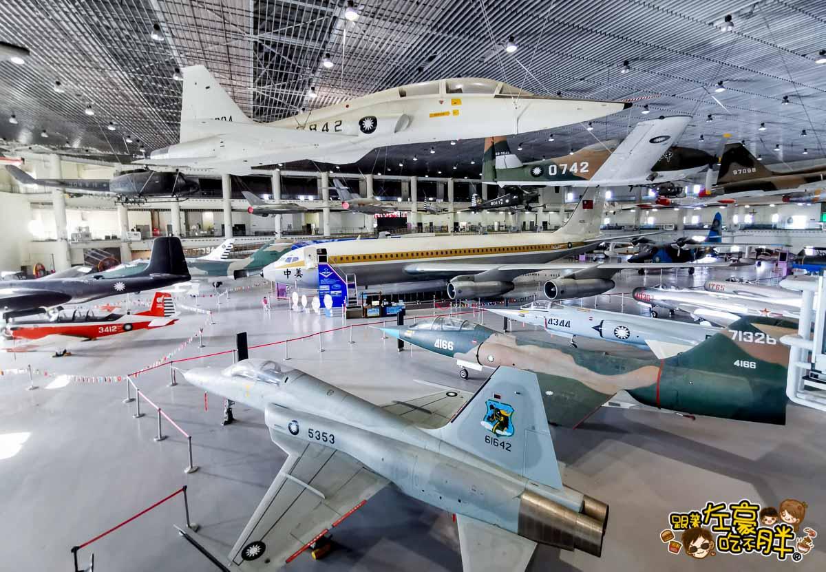 岡山航空教育展示館 高雄旅遊景點-52