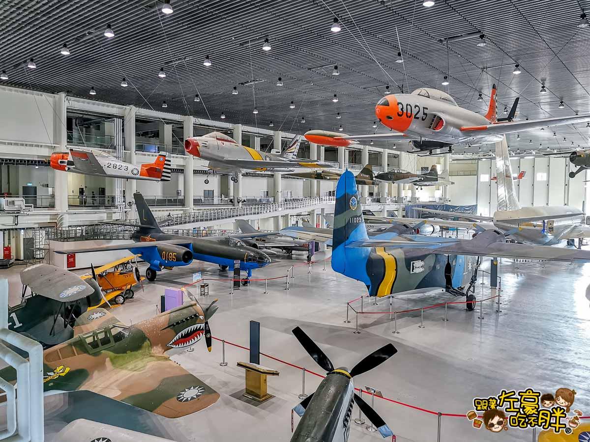 岡山航空教育展示館 高雄旅遊景點-40