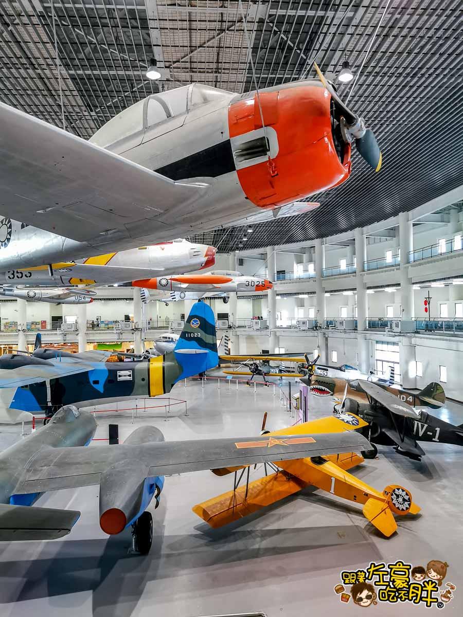 岡山航空教育展示館 高雄旅遊景點-39