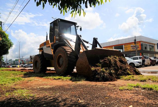 Avenida comercial do Jardim Botânico ganhará vagas de estacionamento