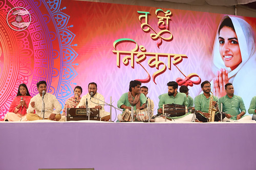 Group song by Surpal Ji and Anmol Jaiswal Ji
