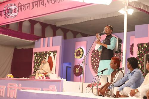 Avinash Babar Ji presented Marathi Kavita, Pune