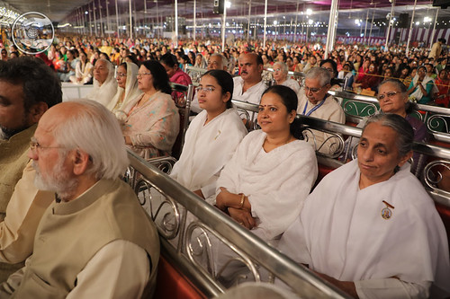 Special invitees attending Samagam