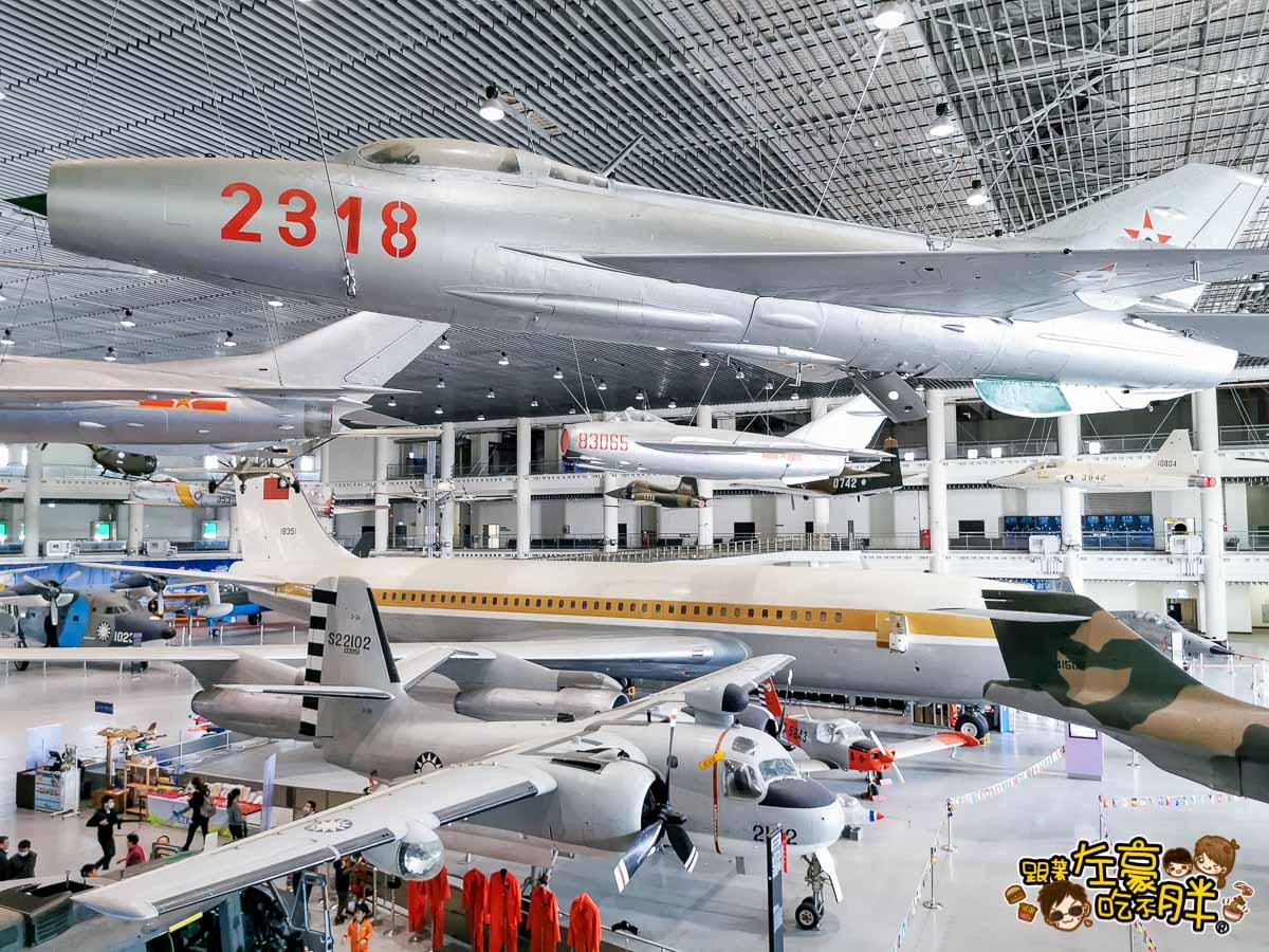 岡山航空教育展示館 高雄旅遊景點-16