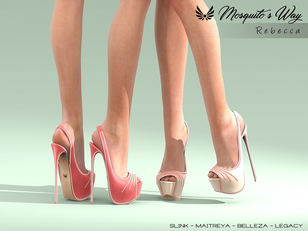 Mosquito's Way - Rebecca