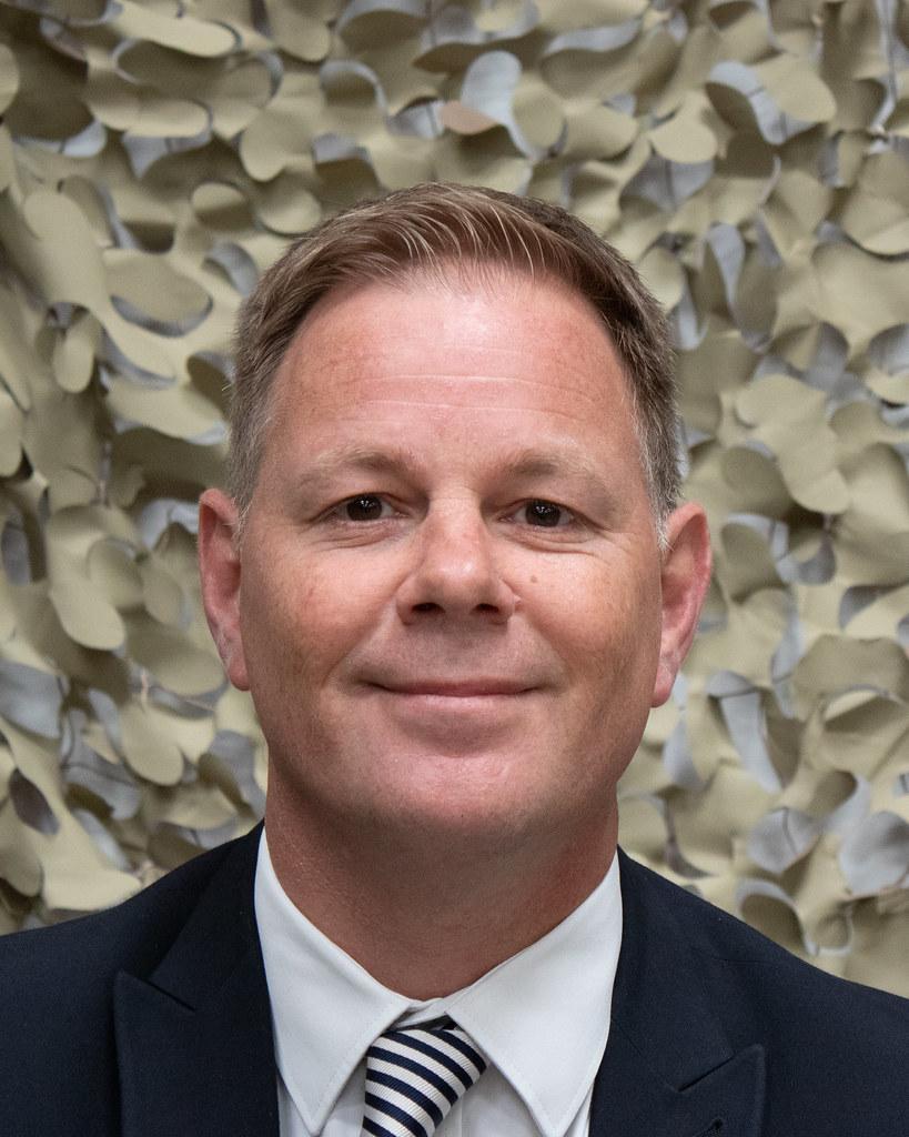 Internation Business Developement manager of BCB International A Paul Ames