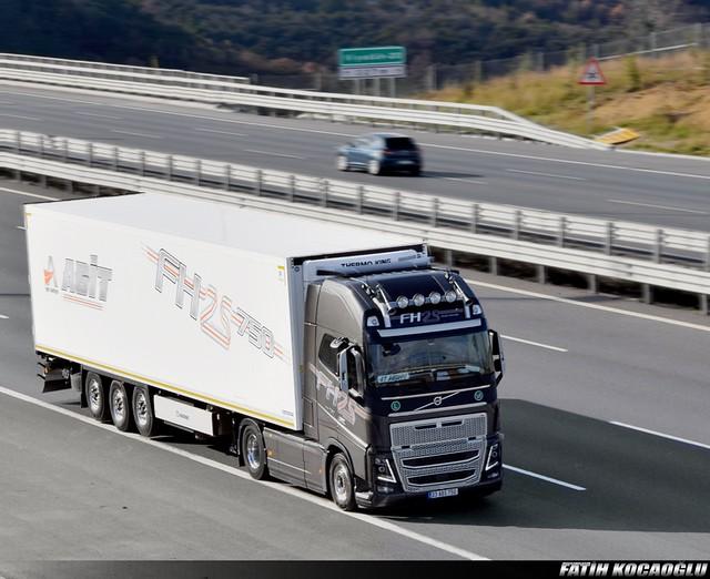 Volvo 25.Yıl FH750. Agit Nakliyat