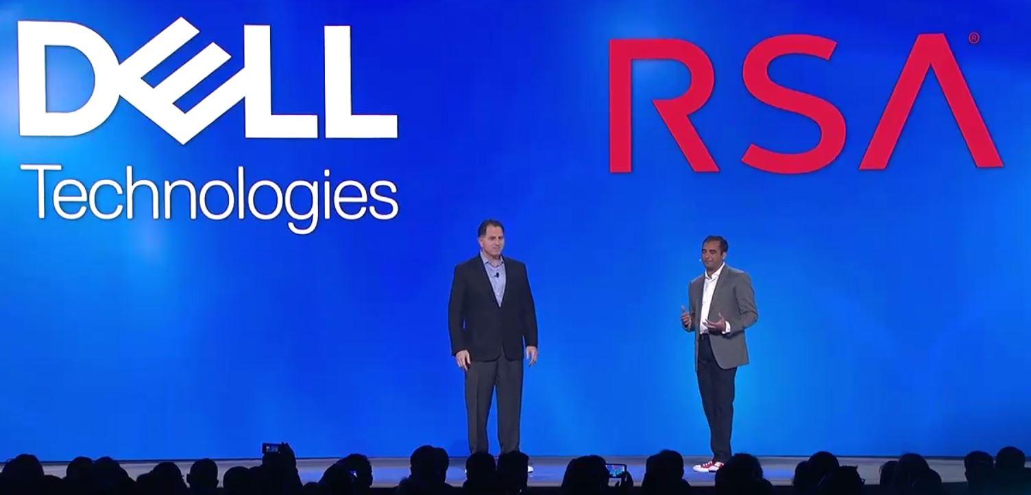 Dell以20.8億美元將RSA Security賣給私募基金