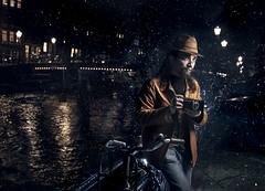 Ubey Talha Akkaya, Turkish documentary photographer in Amsterdam