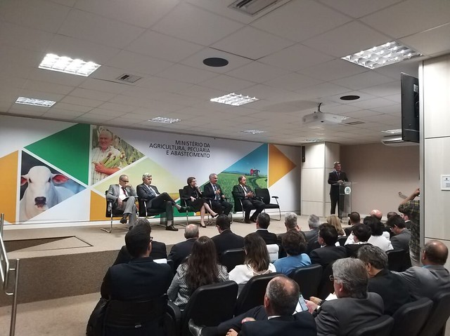 19/02/2020 Seminário Tributação no Agro Aspectos da Competitividade - Ministério da Agricultura