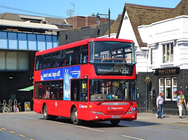 Stagecoach London - 15008 - LX58CEN