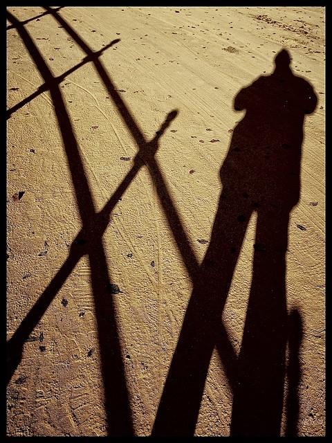 Volver a verte sombra, es mejor que volverte a ver.