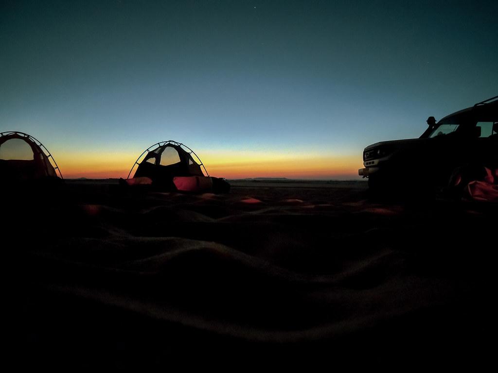Sahel nights