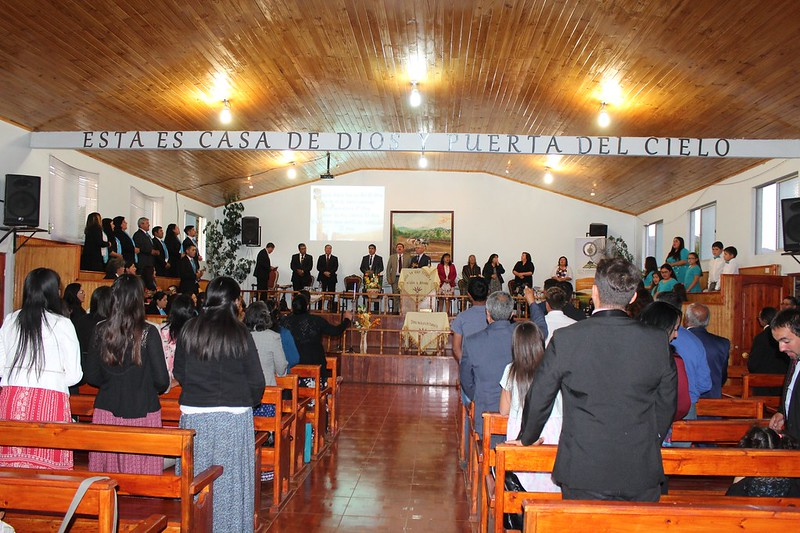 """""""Esfuérzate y sé valiente"""" Culto Jueves en Iglesia Las Lomas de San Clemente por #111ConferenciaIMPCH"""