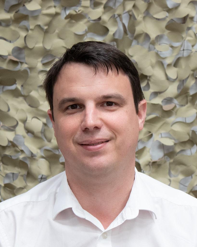 Marketing Manager of BCB International Philippe Minchin