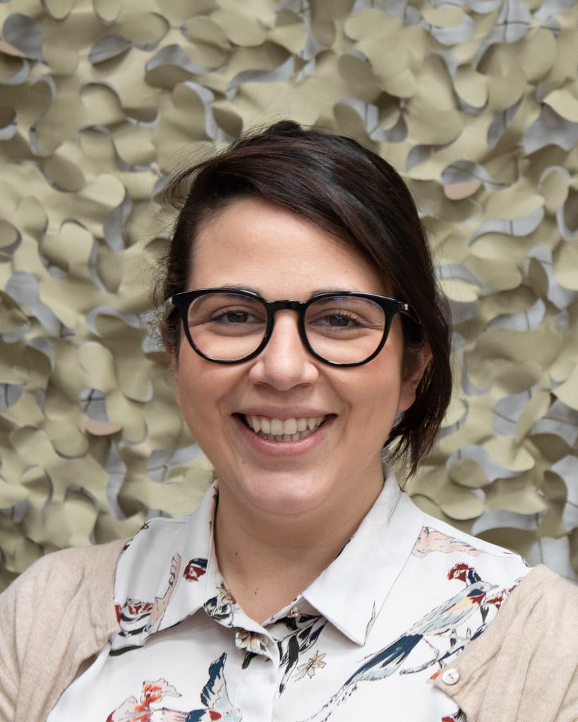 EU Sales Manager of BCB International Monica Catalano