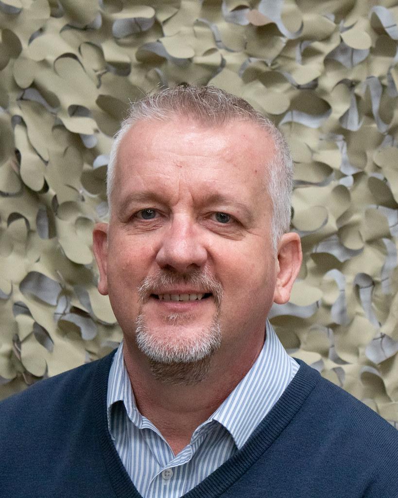 Marine Businiess Developement manager of BCB International Stuart Morris