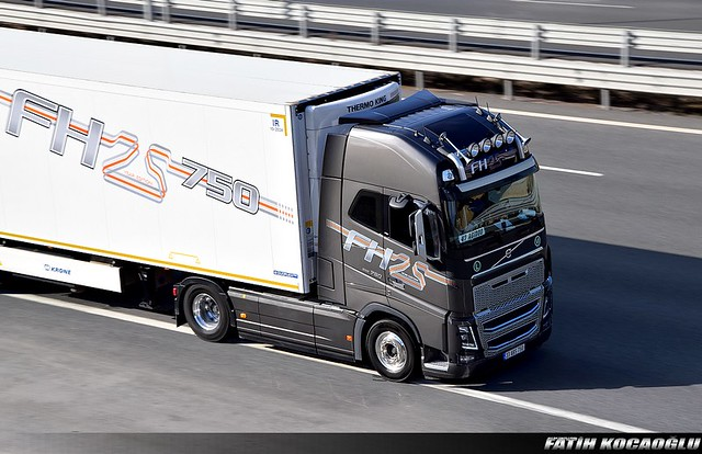Volvo 25.Yıl FH750 Agit Nakliyat