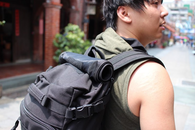 bagrun貝格朗背包-軍用MOLLE系統、大空間收納,雙人旅遊出差一包搞定! @秤瓶樂遊遊