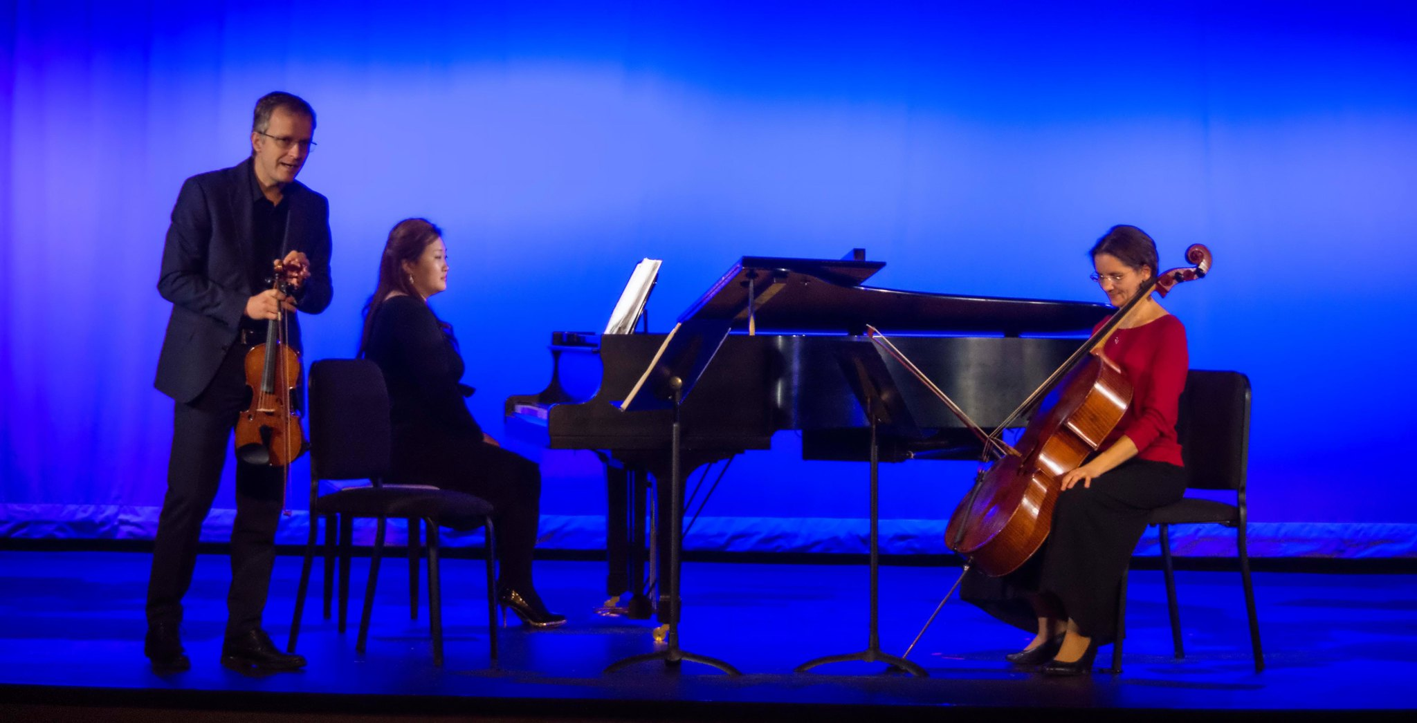Amici delle Muse Piano Trio  February 4, 2020