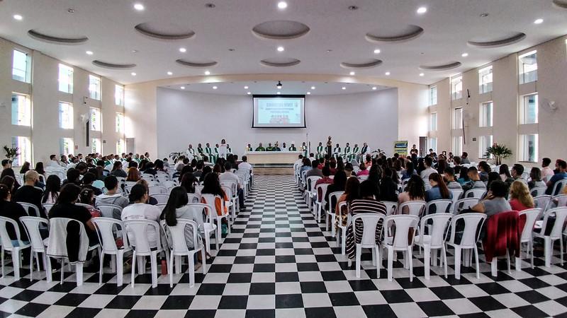 Missa da Assembléia da Juvenil 2020