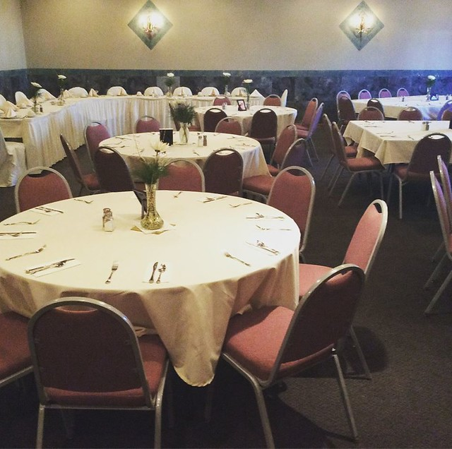 St. Henry Party Room Photos