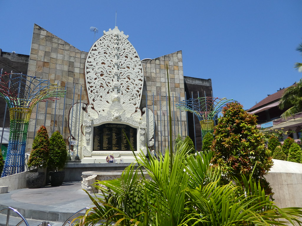 Ground Zero Memorial, Legian, Bali