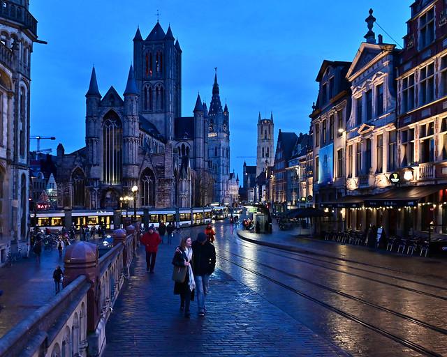 Gante, de las ciudades más bonitas de Europa