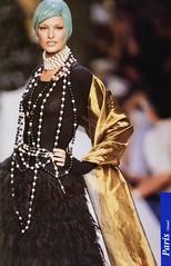 Chanel Haute Couture A/W 1992-3