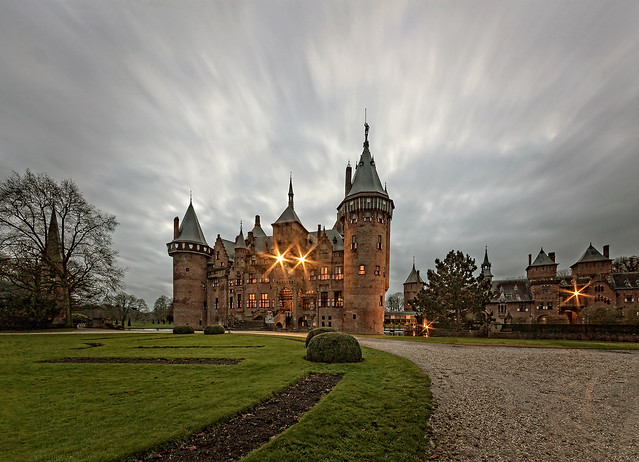 the Haar castle