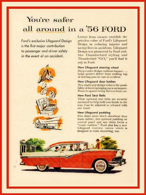 Safer in a Ford.