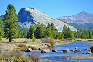 Lembert Dome Over Tuolumne River, Yosemite 2019 | by inkknife_2000 (11.5 million views)