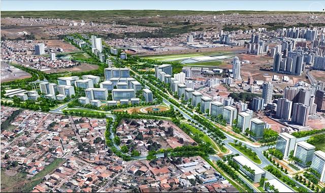 GDF e Aneel assinam acordo para a Avenida das Cidades