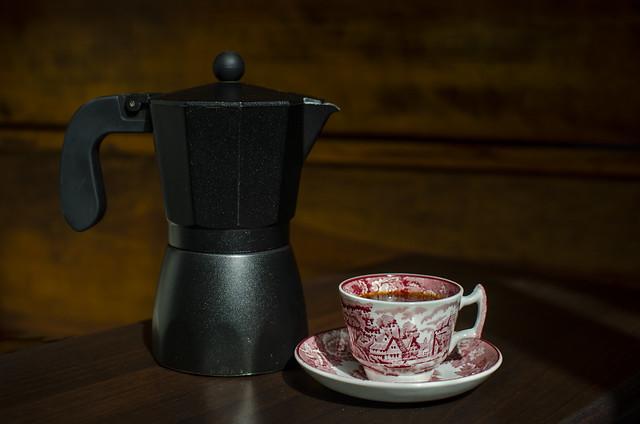 Hora del café. Coffe time