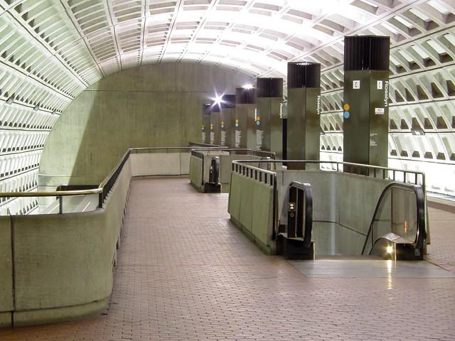 Rosslyn upper level platform [02]