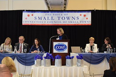 Rep. Zawistowski was recognized as a Town Crier by the Connecticut Council of Small Towns.