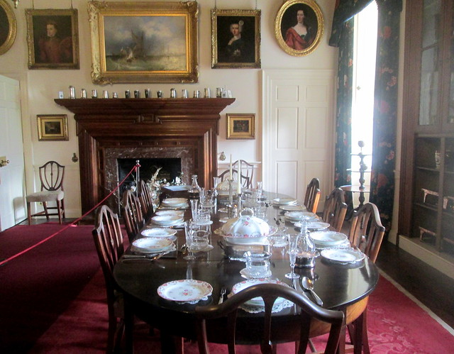 Dining Room, Drum Castle