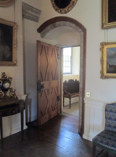 Sitting Room, Drum Castle