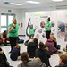 Mon, 2020/02/17 - 1:56pm - Clarington Public Library hosted a free day of family fun at the award-winning festival, Winter WonderLearn on Family Day, Monday, February 17th, 2020.   Families discovered fun and interactive activities about wildlife, nature, and conservation from a variety of groups and organizations! Special guests, the Animal Ambassadors of Soper Creek Wildlife Rescue put on educational and interactive shows for all ages!