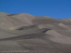 Dunes after Sunrise