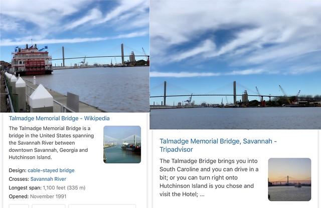 Talmadge Memorial Bridge