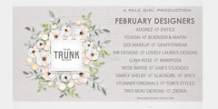 The Trunk Show February 2020 Designers
